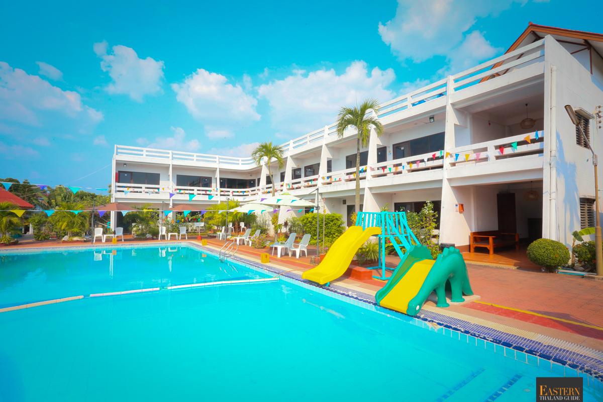 Rayong Seaview Hotel