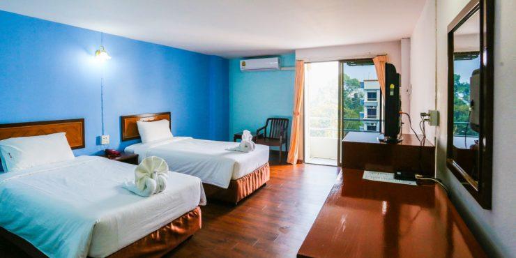 Wiangwalee Residence
