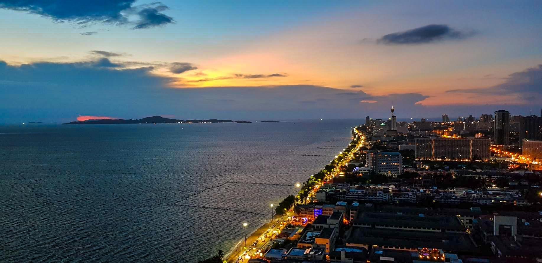 D Varee Jomtien Beach Pattaya