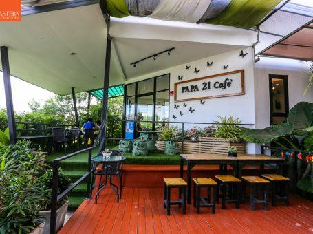 PaPa 21 Cafe'