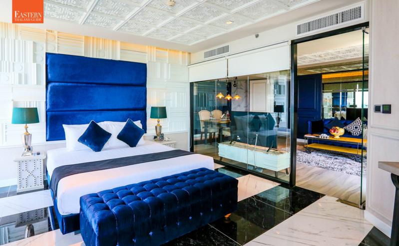 """Mera Mare Pattaya - A Boutique Luxury Hotel """"เปลี่ยนวันพักผ่อนที่ธรรมดาให้เป็นวันที่แสนพิเศษ"""""""